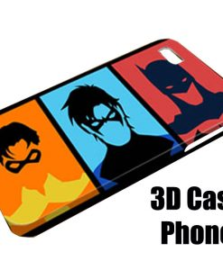 Batman and Robin iphone cases