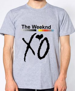 XO The Weeknd tshirt