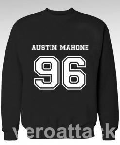 Austin Mahone Birthday 96 Hooded Sweatshirts