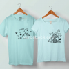 Home sweet home Couple Tshirt size S to 5XL - veroattack.com