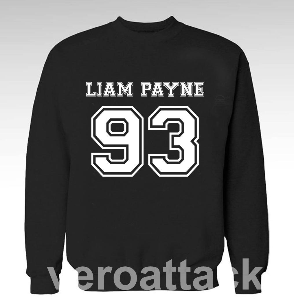 Liam payne Birthday 93 Hooded Sweatshirts