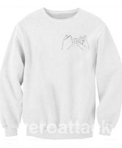 Pinky Promise Unisex Sweatshirts