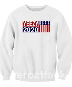 Yeezy 2020 Unisex Sweatshirts