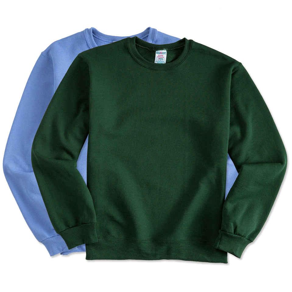 Trendy Style of Sweatshirt Custom Design