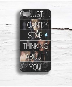 5 sos quote lyric Design Cases iPhone, iPod, Samsung Galaxy