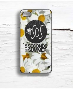5 sos flower Design Cases iPhone, iPod, Samsung Galaxy
