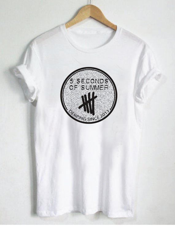 7f7acaddf9f0 5 sos derping since 2011 T Shirt Size S