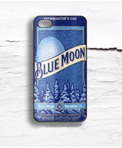 Blue Moon Beer Design Cases iPhone, iPod, Samsung Galaxy