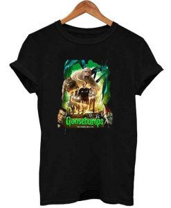 Goosebumps The Story Are Alive Kids T Shirt Size S,M,L,XL,2XL,3XL