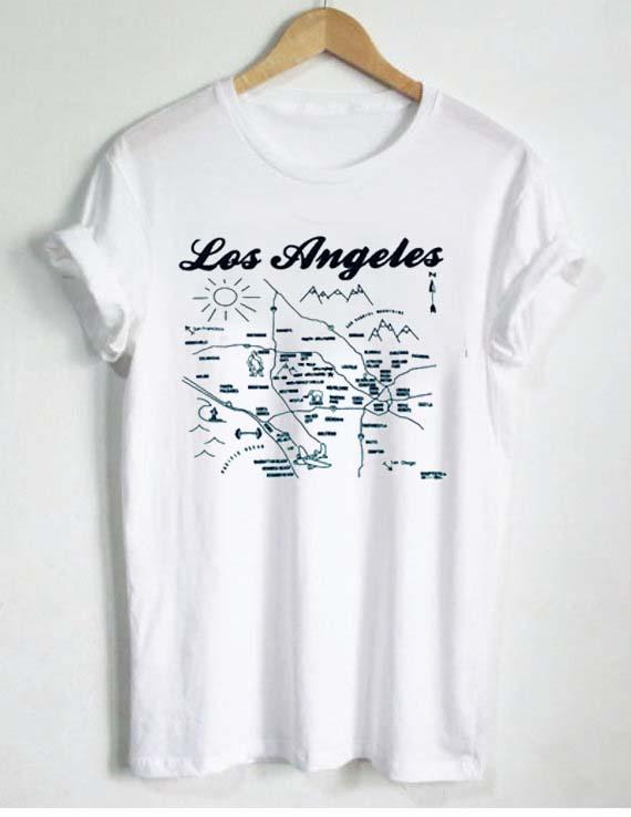 Vintage Los Angeles Tshirt