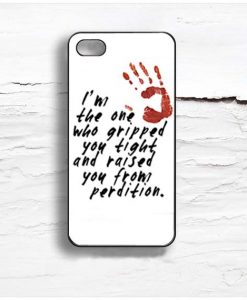 supernatural quotes Design Cases iPhone, iPod, Samsung Galaxy