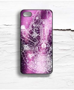 Star Wars Millenium Design Cases iPhone, iPod, Samsung Galaxy