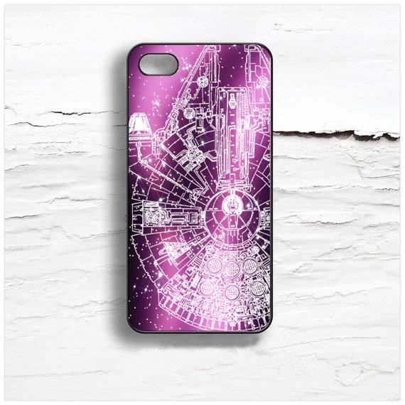 Star Wars Millenium Design Cases iPhone, iPod, Samsung Galaxy