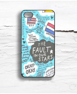 The Fault in Our Stars Design Cases iPhone, iPod, Samsung Galaxy