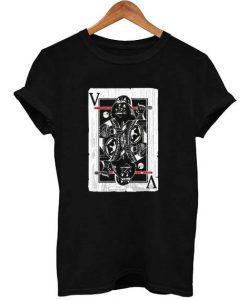 Vale Darth Vader T Shirt Size S,M,L,XL,2XL,3XL