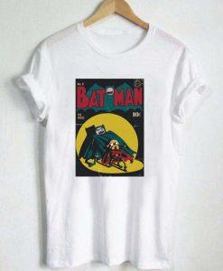 adventure time batman T Shirt Size S,M,L,XL,2XL,3XL