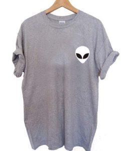 alien head T Shirt Size S,M,L,XL,2XL,3XL