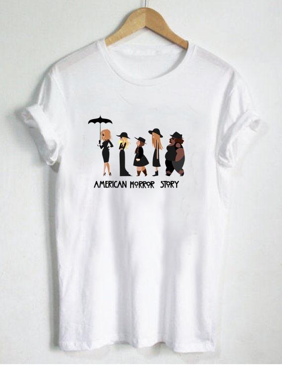 29561198731c american horror story T Shirt Size S,M,L,XL,2XL,3XL