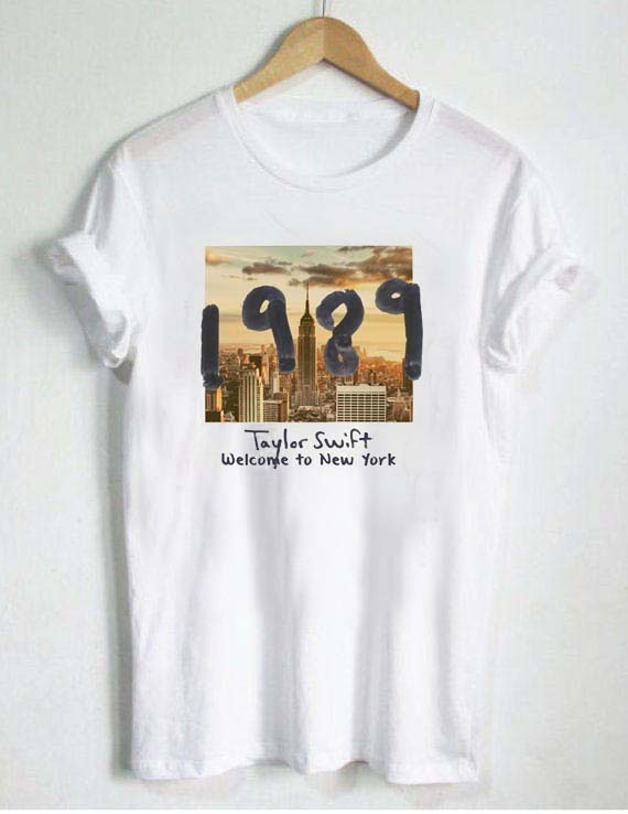 f54774e95c95 taylor swift new york T Shirt Size S,M,L,XL,2XL,3XL
