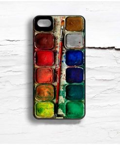 watercolor set Design Cases iPhone, iPod, Samsung Galaxy