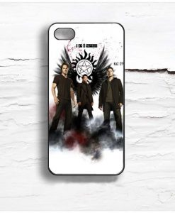 winchester supernatural Design Cases iPhone, iPod, Samsung Galaxy