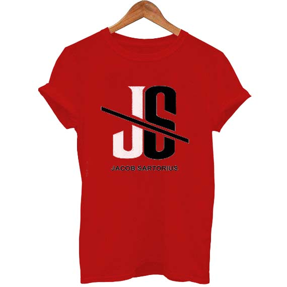 jacob sartorius red T Shirt Size S,M,L,XL,2XL,3XL