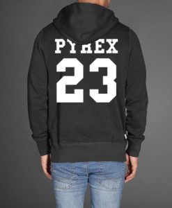 pyrex 23 black Hoodies