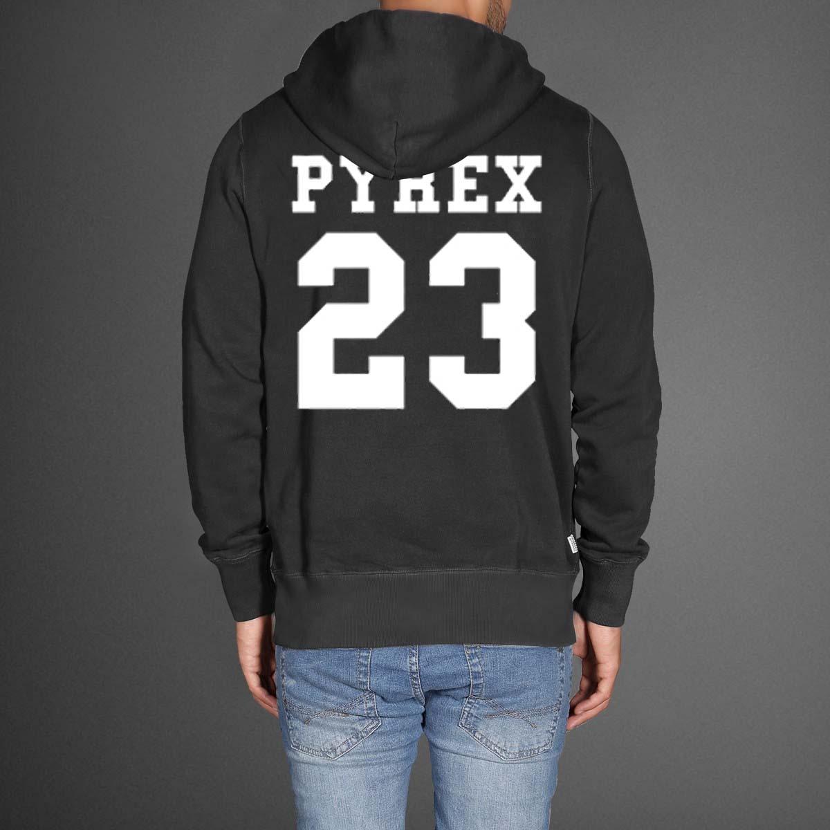 pyrex 23 black Hoodies