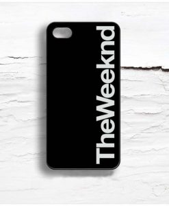 the weeknd font Design Cases iPhone, iPod, Samsung Galaxy