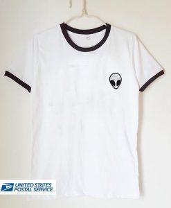 alien unisex ringer tshirt