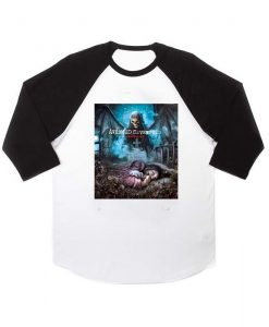avenged sevenfold cover raglan unisex tee shirt for adult men and women
