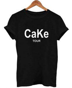 cake tour T Shirt Size XS,S,M,L,XL,2XL,3XL