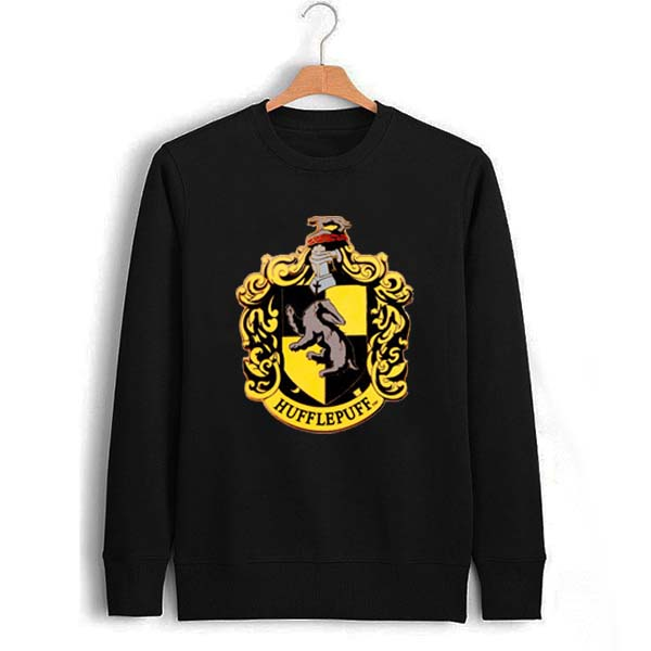 hufflepuff harry potter Unisex Sweatshirts