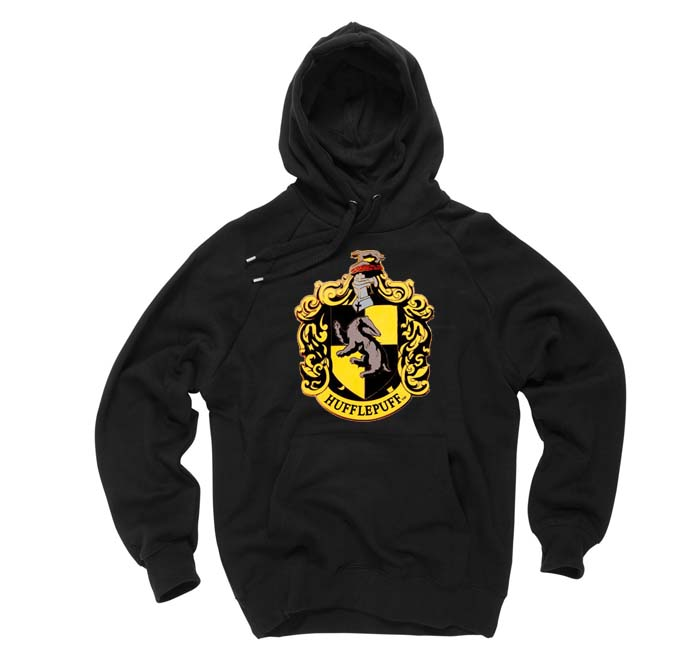 hufflepuff harry potter black color Hoodies