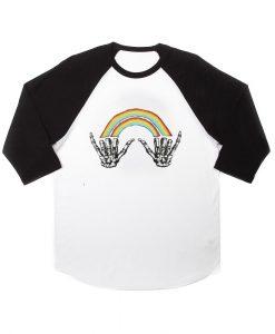 Louis Tomlinson Style raglan unisex tee shirt for adult men and women