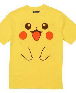 pikachu pika pokemon T Shirt Size XS,S,M,L,XL,2XL,3XL