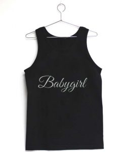 baby girl Adult tank top men and women