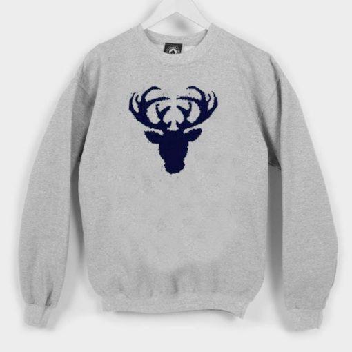 deer christmas Unisex Sweatshirts