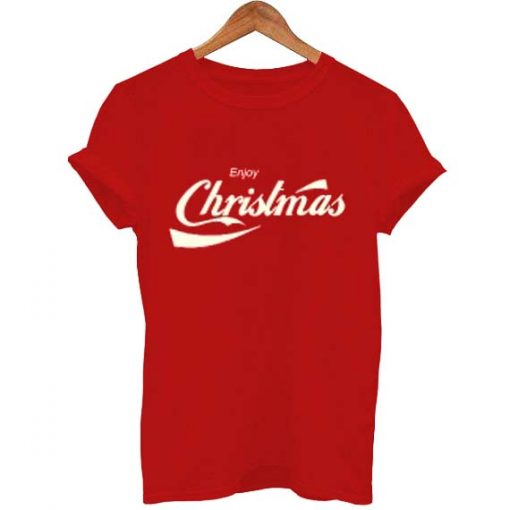 enjoy christmas T Shirt Size XS,S,M,L,XL,2XL,3XL