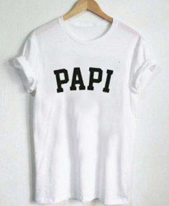 PAPI T Shirt Size XS,S,M,L,XL,2XL,3XL
