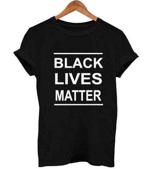 lives matter font T Shirt Size XS,S,M,L,XL,2XL,3XL