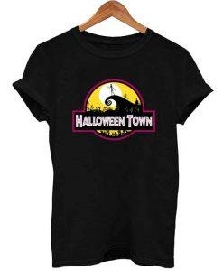halloween town parody T Shirt Size XS,S,M,L,XL,2XL,3XL
