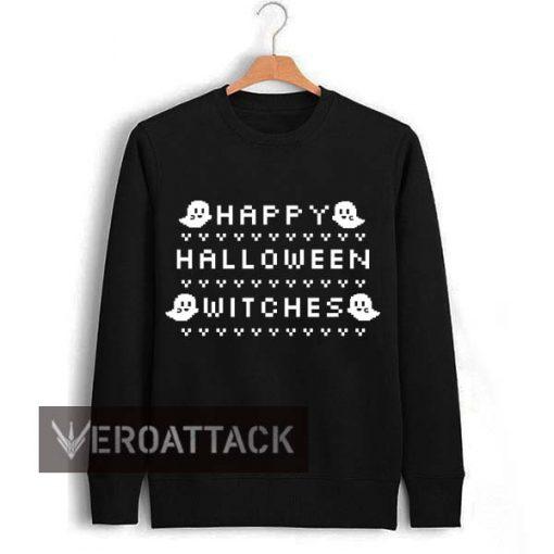 halloween witches ghost Unisex Sweatshirts