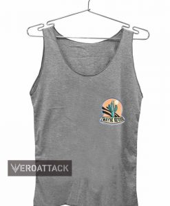 maybe never Adult tank top men and women