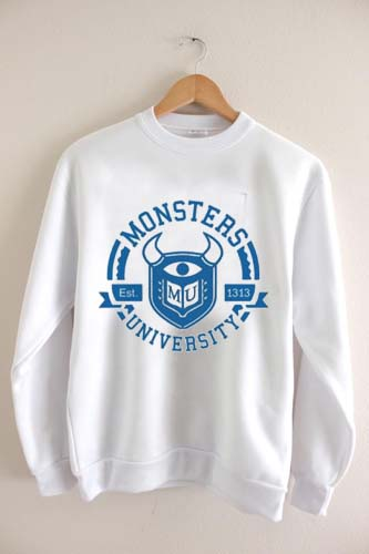 monsters university Unisex Sweatshirts