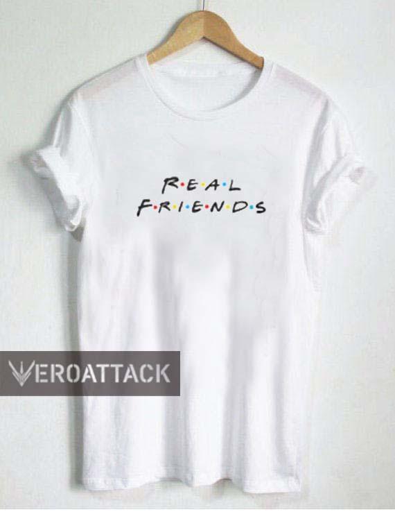 m Xs Size 3xl l 2xl Real xl Friends Shirt T s thdrsxCBQ