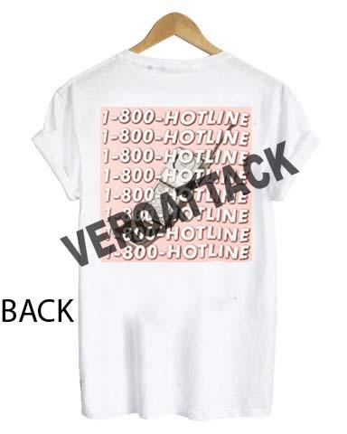 1 800 hotline T Shirt Size XS,S,M,L,XL,2XL,3XL