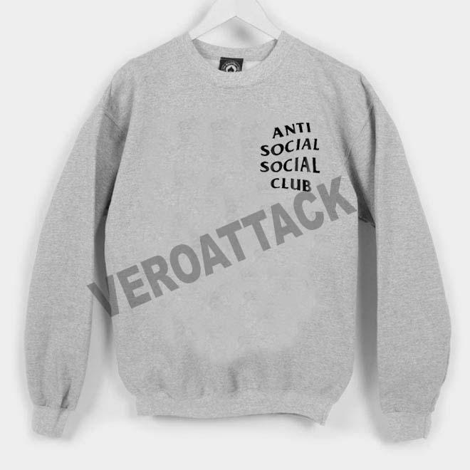 cfa42a0a9f47 anti social social club Unisex Sweatshirts