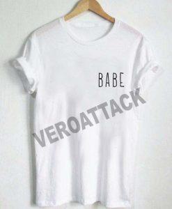 babe new T Shirt Size XS,S,M,L,XL,2XL,3XL