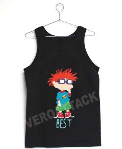 best BFF nickelodeon Adult tank top men and women